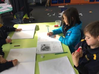 Drawing is a useful way to help student with their maths thinking and explaining2