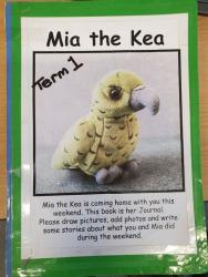 Mia the kea journal2