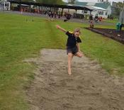 17. action long jump shots