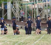 Junior school athletics display 2019 685