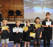 athletics highjump year3and4boys