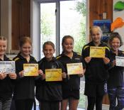 athletics highjump year5and6girls