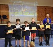 athletics longjump year5and6boys